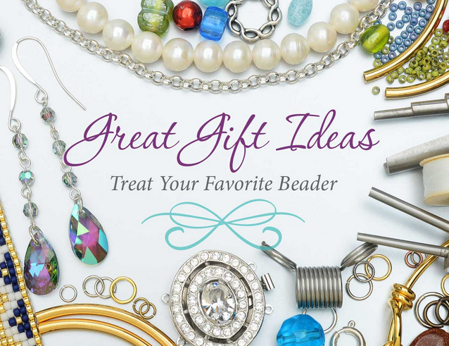 Gifts for beaders,holiday gift ideas,jewelry making