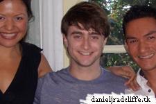 Daniel records new Trevor Project message