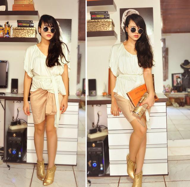 Blusa + Blusa