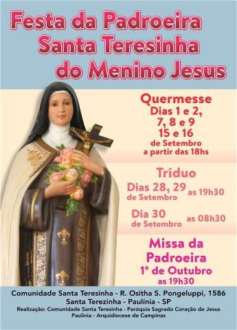 Paróquia Sagrado Coração De Jesus Paulínia