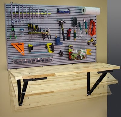 Bench Solution Workbench Amp Idealwall Kit Garage