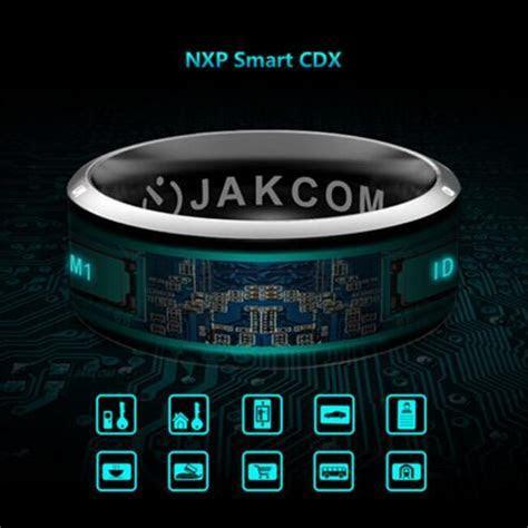 Smart Rings Wear Jakcom SR3 NFC Magic New Technology For