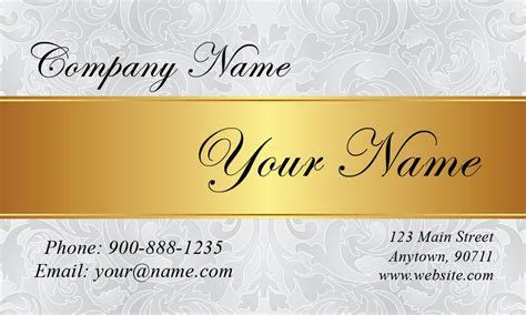 White Event Planning Business Card   Design #2301171