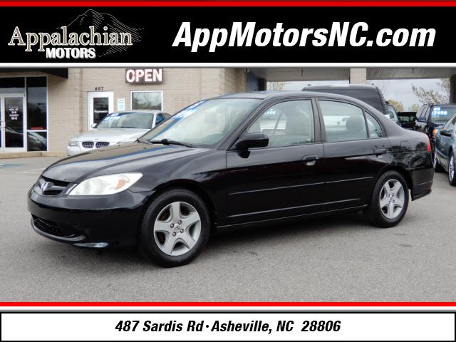 2005 Honda Civic Ex For Sale In Asheville