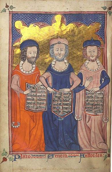 File:Plato Seneca Aristotle medieval.jpg