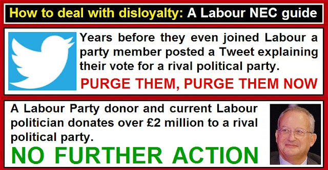 The Labour Party purge