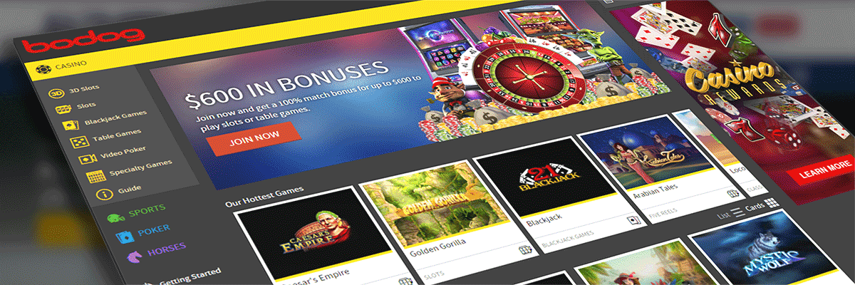 Bodog Online Casino Review