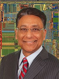 Father of the Pentium chip