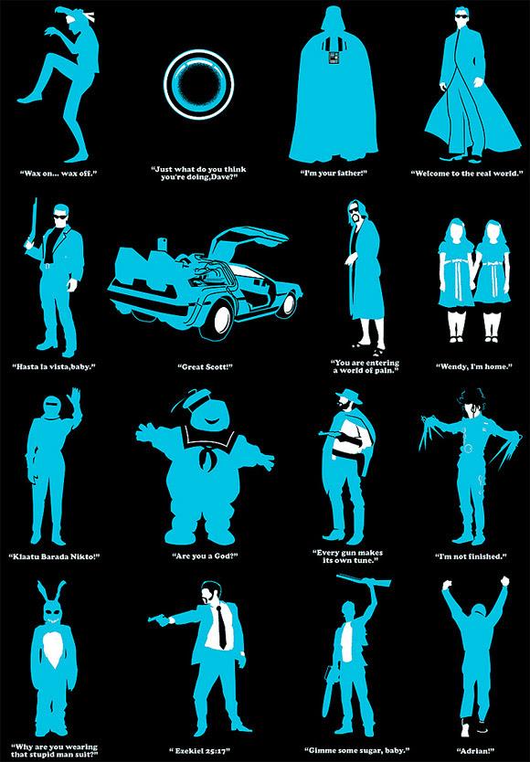 16 Filmes Em 16 Frases Complexo Geek
