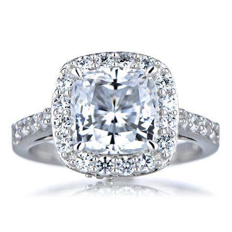 CUSHION CUT DIAMOND RING   Perhanda Fasa