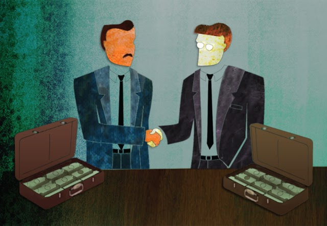 Por qué tu padre es más cooperativo que tú