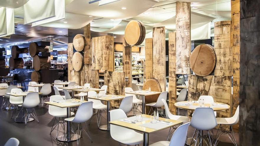 Modern Cafe Interior Design Ideas from All Around the ...