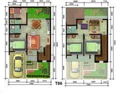 gambar desain taman indoor minimalis - hontoh