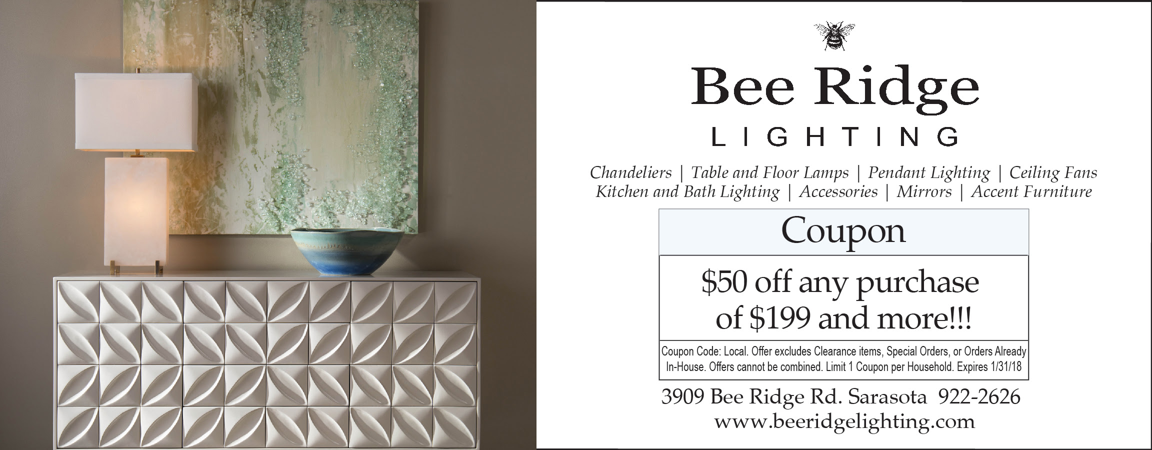 Bee Ridge Lighting The Local Mag