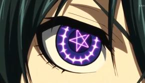 Kuroshitsuji Ciel Eye