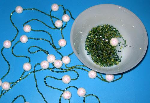 green snowballs