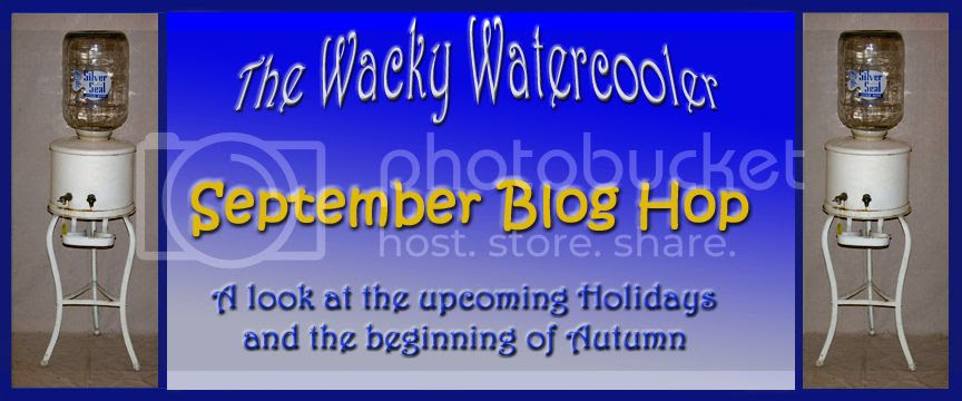 Wacky Watercooler September Blog Hop