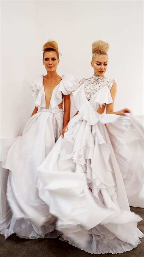 Michael Costello Couture Bridal NYFW SS18 Collection
