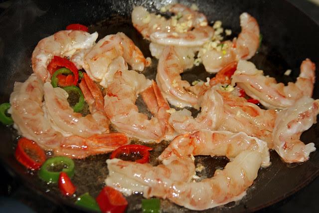 Sopa Thai de Langostinos 082