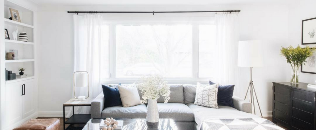 How To Choose Curtains Or Drapes For Your Living Room Windows Alva