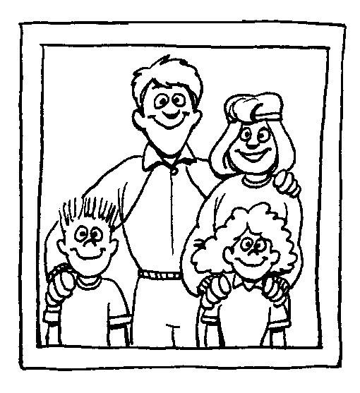 Ahmedatheism Mewarnai Gambar Keluarga Bahagia