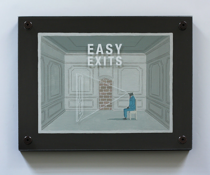 EASY EXITS