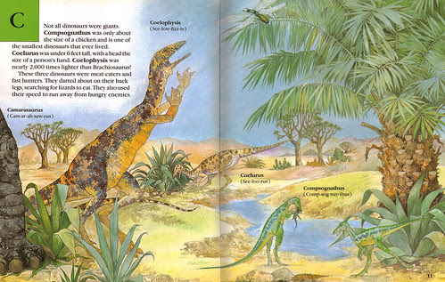 Coelophysis & friends