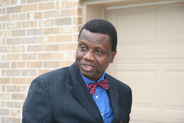 What Nigeria must do to avoid war – Pastor Adeboye