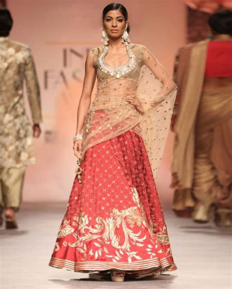 Red Bridal Lehenga Designs You'll Love This Season