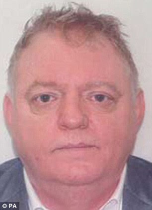 Robert Douglas Lynch, 53, s believed to be involved in the set-up and management of various boiler rooms through alias names