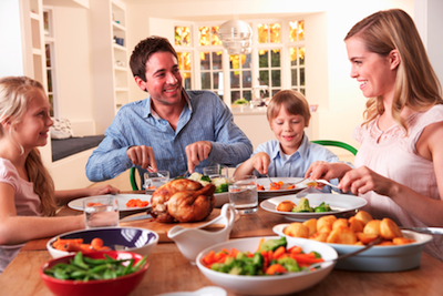 Great Food Choices - Getting Kids Hooked Early