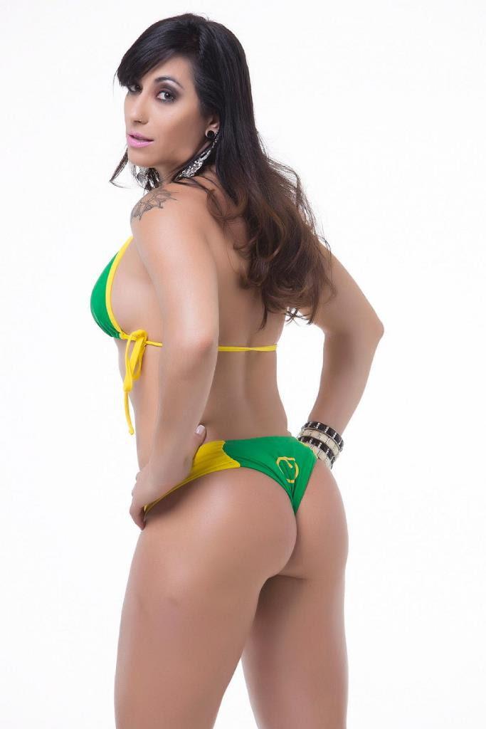 Mile Camargo, представительница штата Амапа. Miss Bumbum, бразилия, конкурс