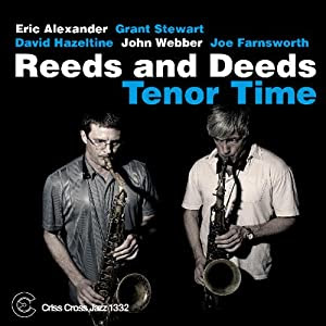 Reeds and Deeds - Tenor Time cover