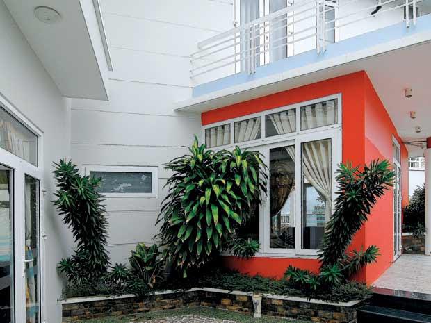 Giảm góc – bo cạnh cho nhà có nhiều góc cạnh   ảnh 1