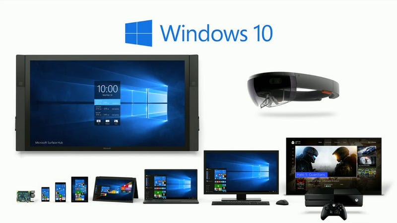 All the Important Things Microsoft Announced Today at Build 2016