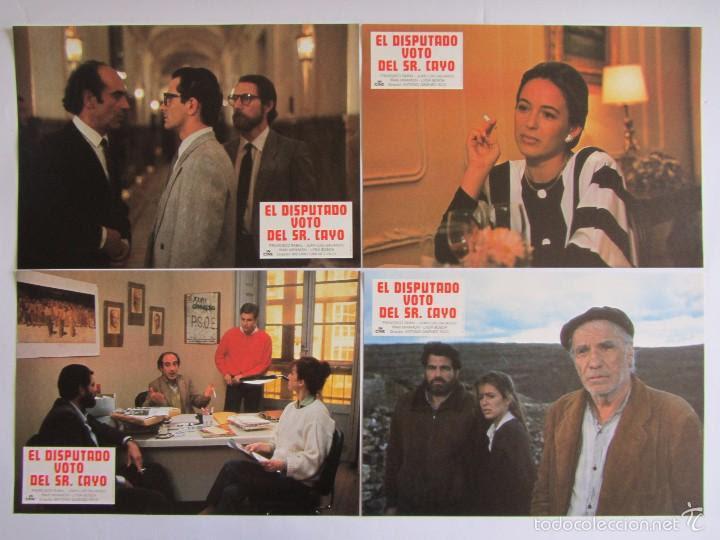 Resultat d'imatges de el disputado voto del señor Cayo
