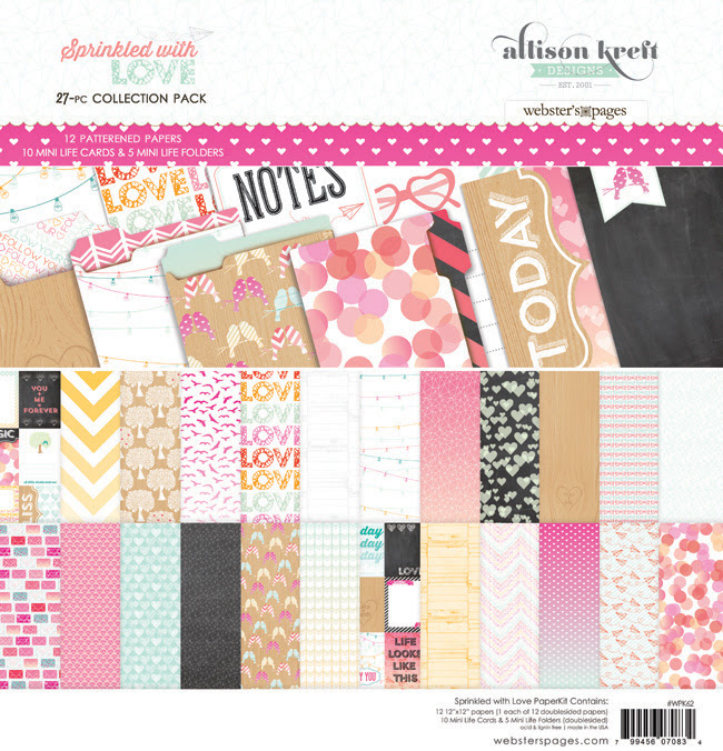 WPK62_650_allison_kreft_websters_pages_sprinkled_with_love_collection_kit_folders_cards