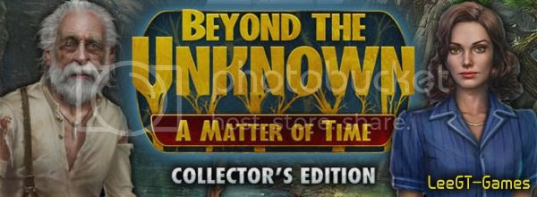 Beyond the Unknown: A Matter of Time CE [FINAL]