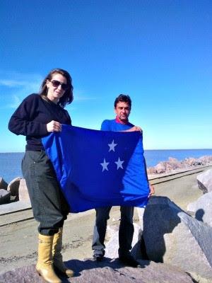 Anidria (esquerda) participa do movimento há três anos (Foto: Arquivo Pessoal)