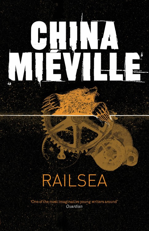 Railsea by China Mieville