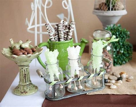 Garden Inspired Dessert Table {Guest Feature