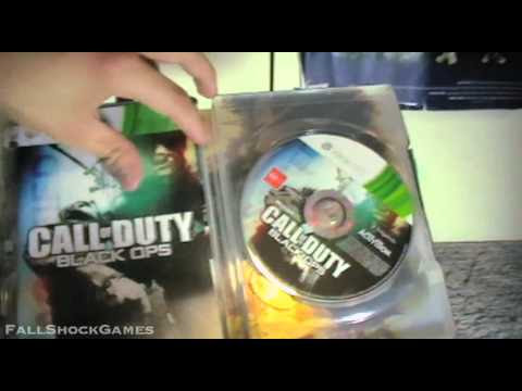 Call Of Duty Black Ops Hardened Edition Unboxing Youtube