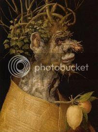 click to view Arcimboldo's art