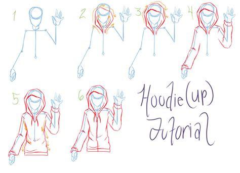 hoodie tutorial requested  reigodric  deviantart