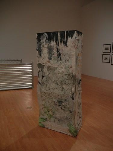 DSCN8728 _ Untitled, 1991, Aluminum, wire, paper-mache, and gauze, Franz West (b. 1947-2012), MOCA