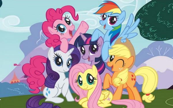 My Little Pony Akan Dipertandingkan Di Evo 2013 Jagat Review
