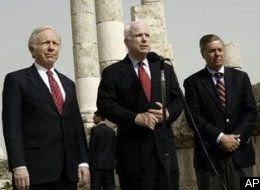 Liberman, McCain, Graham,  Freemason, Freemasonry, Freemasons, Masonic, Signals, Signs