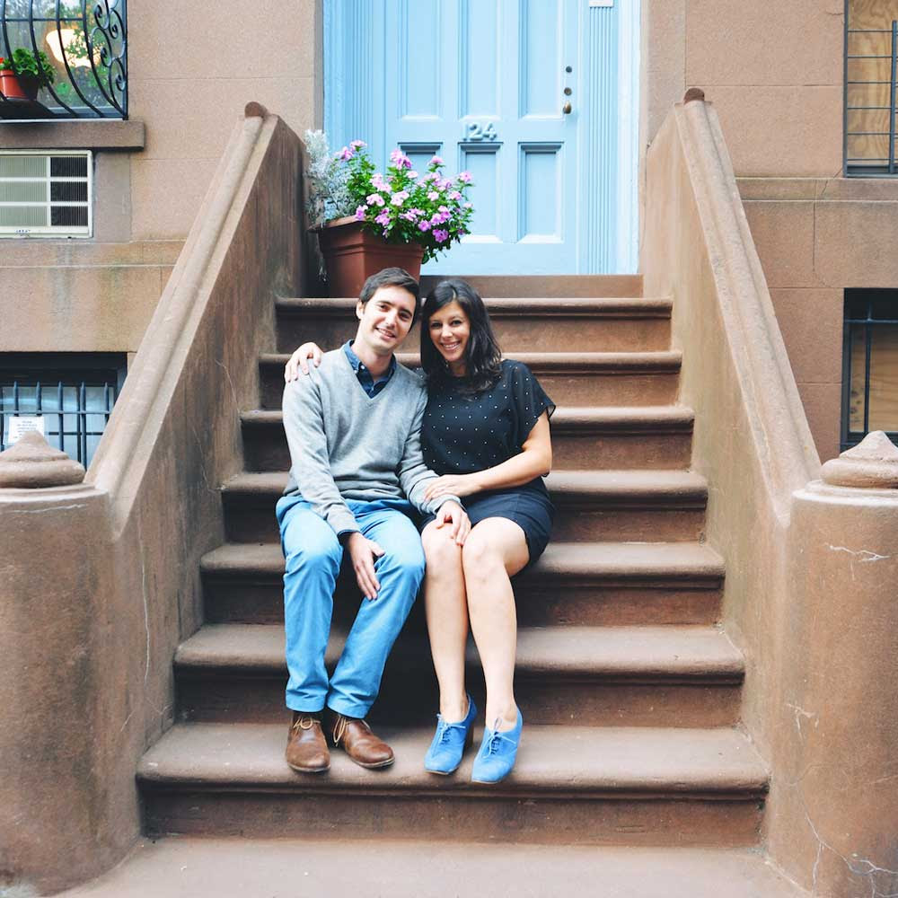 The Roaming Kitchen Couple Settles Down in Jersey City ...