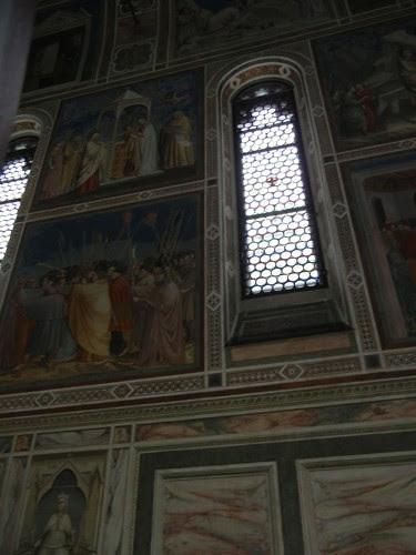 DSCN0705 _ Giotto Frescoes in Scrovegni Chapel, Padova, 12 October