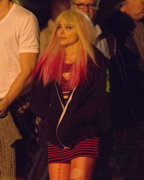 Zac Efron & Chloe Grace Moretz Film 'Neighbors 2: Sorority Rising'